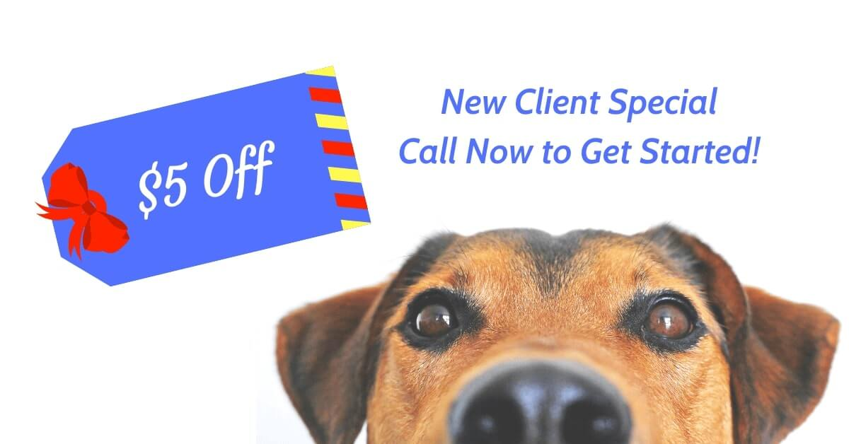 New Client Special $5 Off